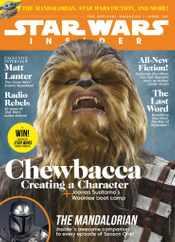 Star Wars Insider Magazine Subscription April 1st, 2021 Issue