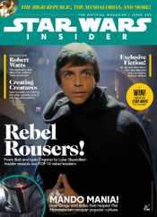Star Wars Insider Magazine Subscription June 1st, 2021 Issue
