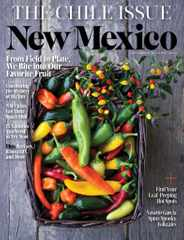 New Mexico Magazine Subscription September 1st, 2020 Issue
