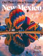 New Mexico Magazine Subscription January 1st, 2021 Issue