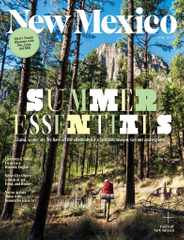 New Mexico Magazine Subscription June 1st, 2021 Issue