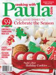 Cooking With Paula Deen Magazine Subscription November 1st, 2020 Issue