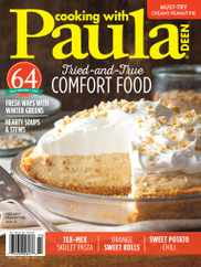 Cooking With Paula Deen Magazine Subscription January 1st, 2021 Issue