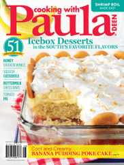 Cooking With Paula Deen Magazine Subscription July 1st, 2021 Issue