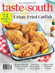 Taste Of The South Magazine Subscription March 1st, 2021 Issue