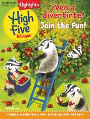 Highlights High Five Bilingue Magazine Subscription October 1st, 2020 Issue