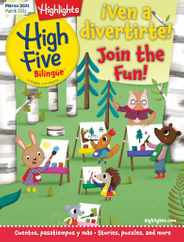 Highlights High Five Bilingue Magazine Subscription March 1st, 2021 Issue
