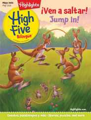 Highlights High Five Bilingue Magazine Subscription May 1st, 2021 Issue
