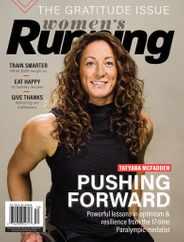 Women's Running Magazine Subscription November 1st, 2020 Issue
