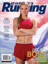 Women's Running Magazine Subscription August 1st, 2021 Issue