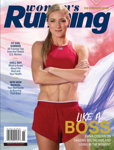 4-Year Women's Running Magazine Subscription