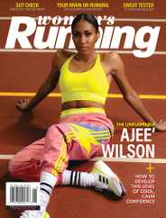 Women's Running Magazine Subscription July 5th, 2021 Issue