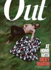 Out Magazine Subscription July 1st, 2020 Issue