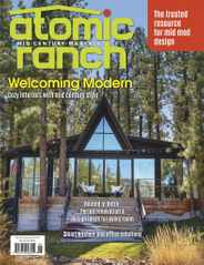 Atomic Ranch Magazine Subscription July 1st, 2020 Issue