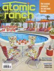 Atomic Ranch Magazine Subscription April 1st, 2021 Issue