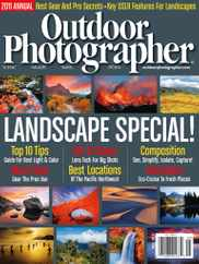 Outdoor Photographer Magazine Subscription April 13th, 2011 Issue