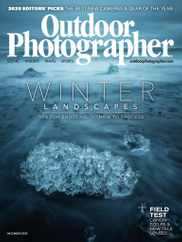 Outdoor Photographer Magazine Subscription December 1st, 2020 Issue