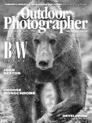 Outdoor Photographer Magazine Subscription November 1st, 2020 Issue