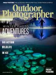 Outdoor Photographer Magazine Subscription January 1st, 2021 Issue