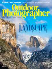 Outdoor Photographer Magazine Subscription March 1st, 2021 Issue