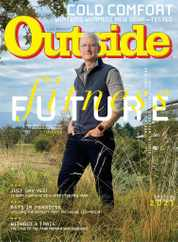 Outside Magazine Subscription February 1st, 2021 Issue