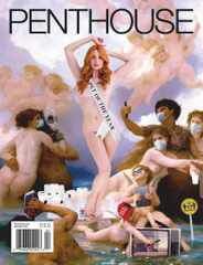 Penthouse Magazine Subscription November 1st, 2020 Issue