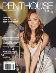 Penthouse Magazine Subscription January 1st, 2021 Issue