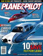 Plane & Pilot Magazine Subscription May 10th, 2011 Issue