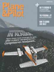 Plane & Pilot Magazine Subscription October 1st, 2020 Issue