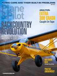 Plane & Pilot Magazine Subscription May 1st, 2021 Issue