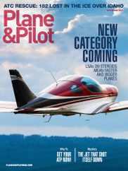 Plane & Pilot Magazine Subscription September 1st, 2021 Issue