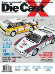 Die Cast X Magazine Subscription December 22nd, 2020 Issue