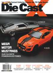 Die Cast X Magazine Subscription September 22nd, 2020 Issue