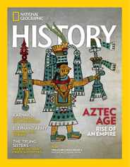 National Geographic History Magazine Subscription July 1st, 2021 Issue