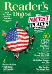 Reader's Digest Magazine Subscription November 1st, 2020 Issue