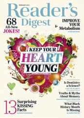 Reader's Digest Magazine Subscription February 1st, 2021 Issue
