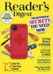 Reader's Digest Magazine Subscription June 1st, 2021 Issue