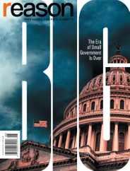 Reason Magazine Subscription June 1st, 2021 Issue