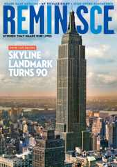 Reminisce Magazine Subscription August 1st, 2021 Issue