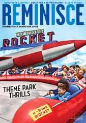 Reminisce Magazine Subscription June 1st, 2021 Issue