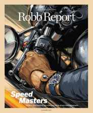 Robb Report Magazine Subscription November 1st, 2020 Issue