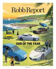 Robb Report Magazine Subscription February 1st, 2021 Issue