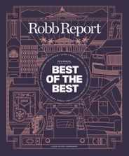 Robb Report Magazine Subscription June 1st, 2021 Issue