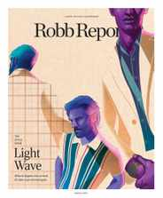 Robb Report Magazine Subscription March 1st, 2021 Issue