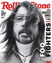 Rolling Stone Magazine Subscription October 1st, 2021 Issue