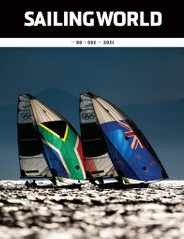 Sailing World Magazine Subscription August 16th, 2021 Issue