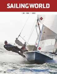 Sailing World Magazine Subscription February 15th, 2021 Issue