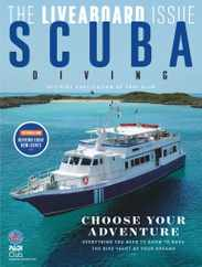 Scuba Diving Magazine Subscription August 1st, 2020 Issue