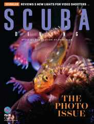 Scuba Diving Magazine Subscription September 1st, 2020 Issue