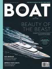 Showboats International Magazine Subscription October 1st, 2020 Issue